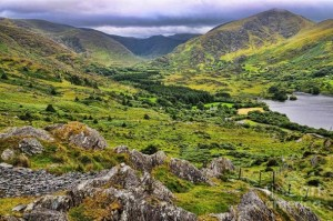Ireland Caha-Mountains-ireland