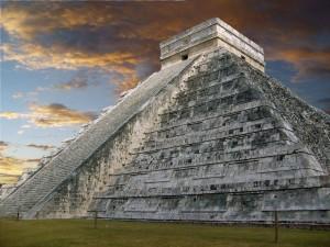 Maya and climate change