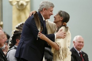Canada's native peoples