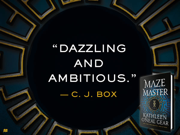Maze Master Review CJ Box