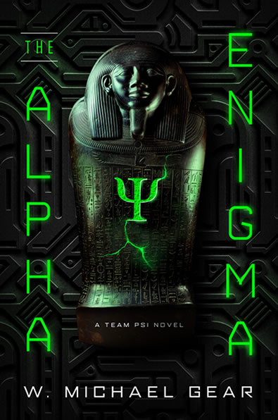 The Alpha Enigma Book