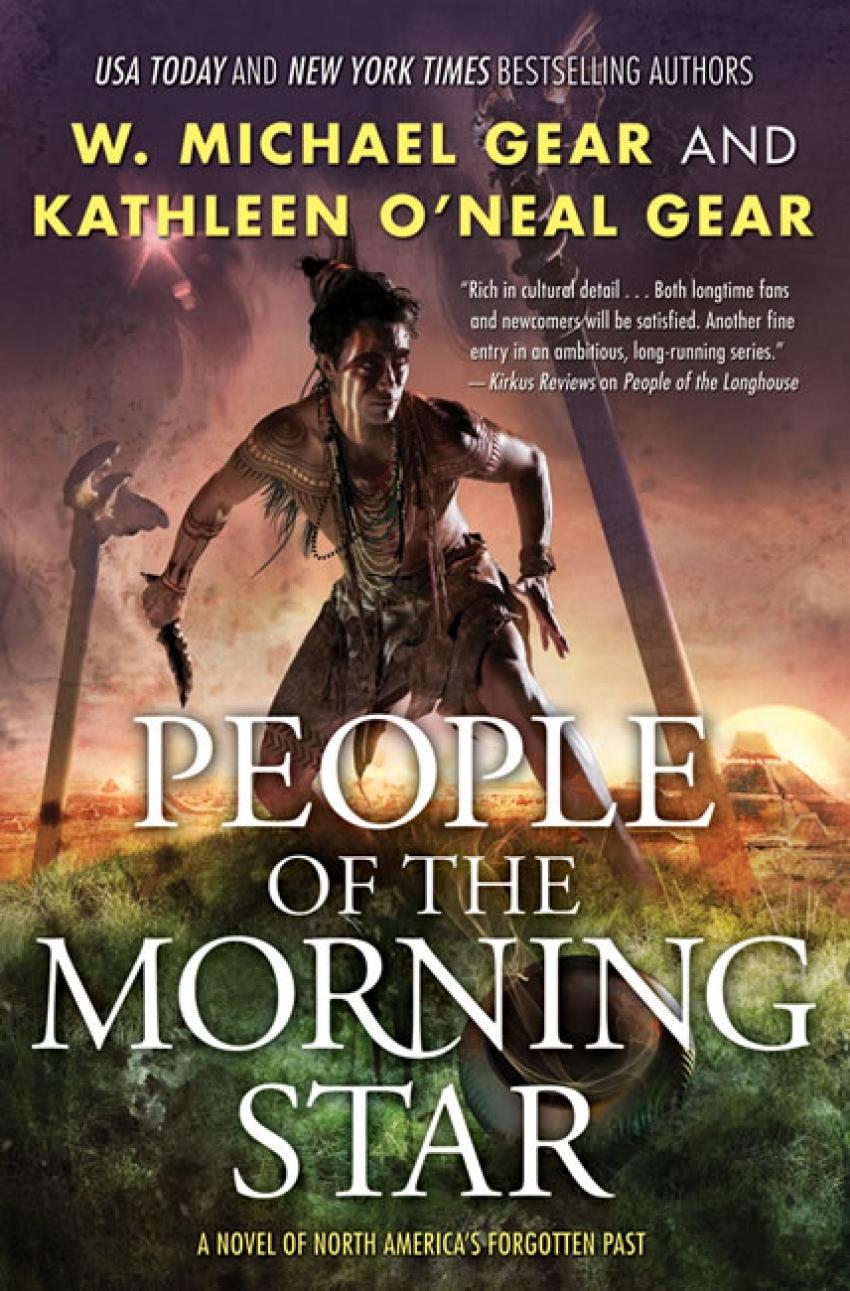 people books w michael gear kathleen o neal gear native american