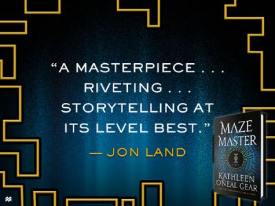 Maze Master Review Jon Land