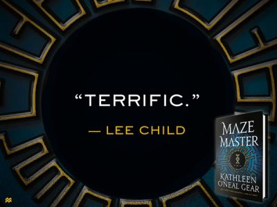 Maze Master Review Lee Child