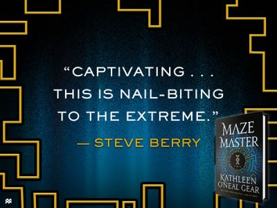 Maze Master Review Steve Berry